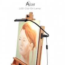 Acurit LED Clip-On Lamp