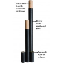 Acurit Carboard Shipping Mailing Tube