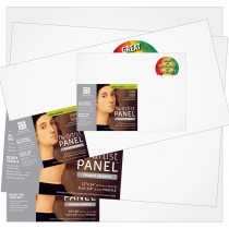 Ampersand Value Series Artist Panels - Primed Smooth Finish