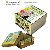 Ampersand Claybord Box Kits
