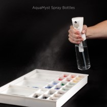 AquaMyst Spray Bottles 300ml Continuous Spray Bottle
