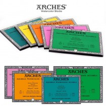 Arches Watercolor Blocks