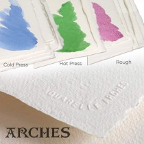 Arches Watercolor Paper