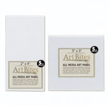 """Sample Pack- 2x4"""" Pack of 5 & 3x3"""" Pack of 5"""