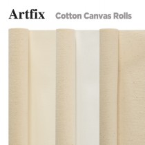 ArtFix Cotton Canvas Rolls