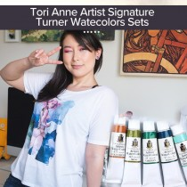 Tori Anne Signature Turner Watercolor Sets