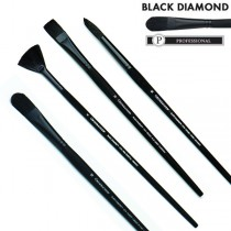 Grumbacher Black Diamond Oil Colour Brushes