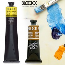 Blockx Artist Oil Colors