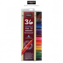 Sargent Art Bullet Point Markers