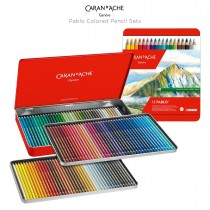 Caran d'Ache Pablo Colored Pencil Sets