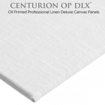 Centurion Deluxe Oil Primed Linen Panels
