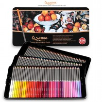 Premium, Best Colored Pencils, Set 120 by Cezanne