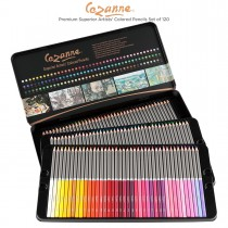 Cezanne Premium Colored Pencil Set