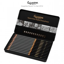 Cezanne Graphite Pencil Tin Set of 12