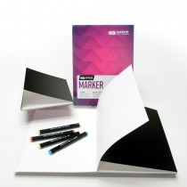 Chartpak AD Marker Pads with Ink Block technology!