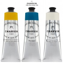 Charvin, The professionals choice for oil paints!