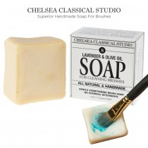 Chelsea Classical Studio All-Natural, Handmade Soap For Brushes!
