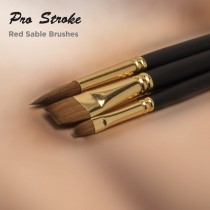 Creative Mark Pro Stroke Red Sable Brushes