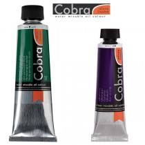 Cobra Talens Water-Mixable Oils