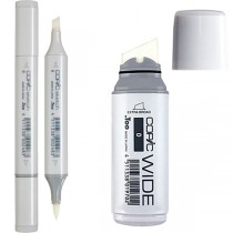 Copic Empty Markers -Sketch and Wide