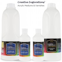 Creative Inspirations Acrylic Mediums & Varnishes