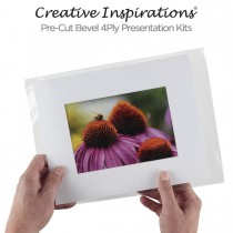 creative inspirations-beveled-mat-8x10-5x7-white-in-use-90354