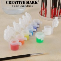 Creative Mark Paint Cup Strips