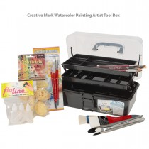 Creative Mark Watercolor Painting Artist Tool Box