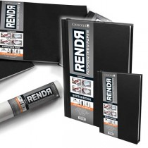 Crescent RENDR Sketchbooks Pads & Rolls