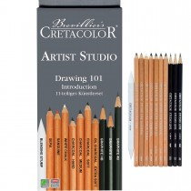 Cretacolor Artist Studio Drawing Set 101