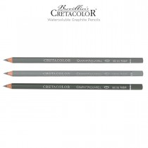 Cretacolor Aquarelle Watersoluble Graphite Pencils