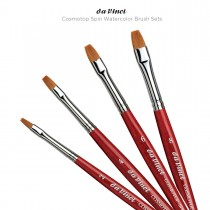 Da Vinci Cosmotop Spin Watercolor Brush Sets
