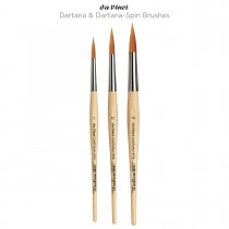 Da Vinci Dartana & Dartana-Spin Brushes