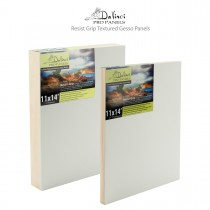 DaVinci Pro Resist Grip Textured Gesso Panels