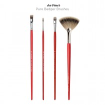 Da Vinci Pure Badger Brushes
