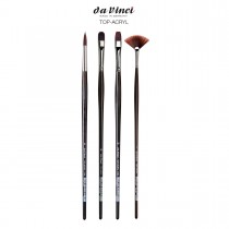 Da Vinci Top Acryl Synthetic Brushes