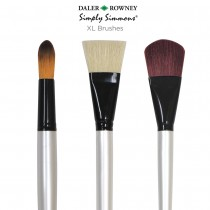 Daler Rowney Simply Simmons XL Brushes