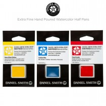 DANIEL SMITH Extra Fine Hand Poured Watercolor Half Pans
