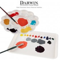 Darwin Stain Resistant Nano-Material Palettes