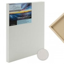 "Da Vinci Pro 3x3"" Medium Textured Gesso Panels 7/8"" Panel"