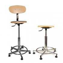 Da Vinci Air Lift Artist Stool and Chair