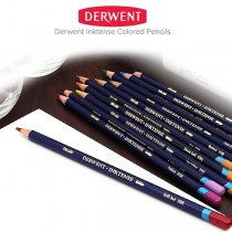 Derwent Inktense Colored Pencils