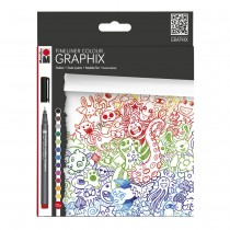 Graphix Fineliners Sets
