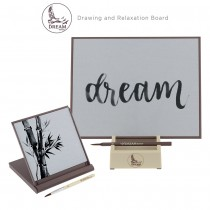Dream boards, available in large and mini size.