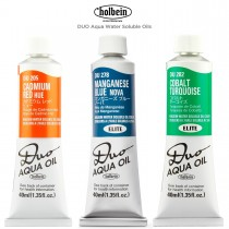 Holbein Duo Aqua Water Soluble Oil Colors