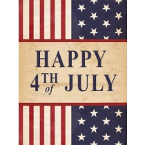 Fourth of July Art eGift Card - Vintage - electronic gift card eGift Card