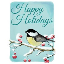 Holiday Art eGift Card - Bird on Branches eGift Card