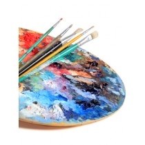 Creative Art eGift Card - Artist Palette - Electronic Gift Card eGift Card