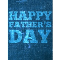 Father's Day Art eGift Card - Denim eGift Card