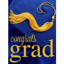 Graduation - Blue Graduation Cap eGift Card